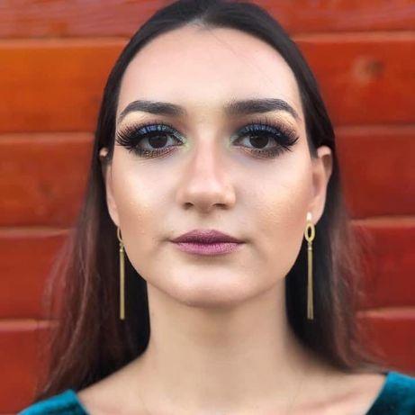 Makeup by Iustina Bacau 120 lei