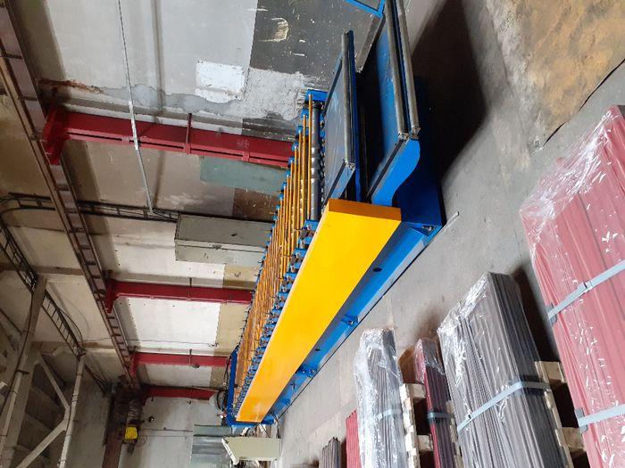 Tabla cutata zincata de 0,20 mm - producator direct fara intermediari