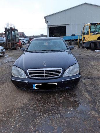 Dezmembram Mercedes S-Class W220 / S320 Cdi 3200 cdi 145 kw An 2002