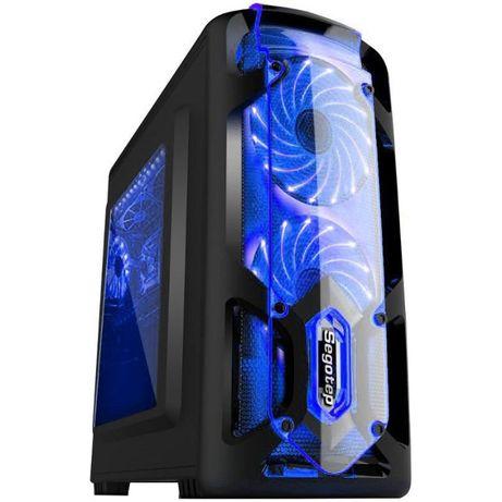 Calculator gaming nou i5 9400F 2.9GHz, 8gb DDR4, 240gb ssd, RX 570 4gb