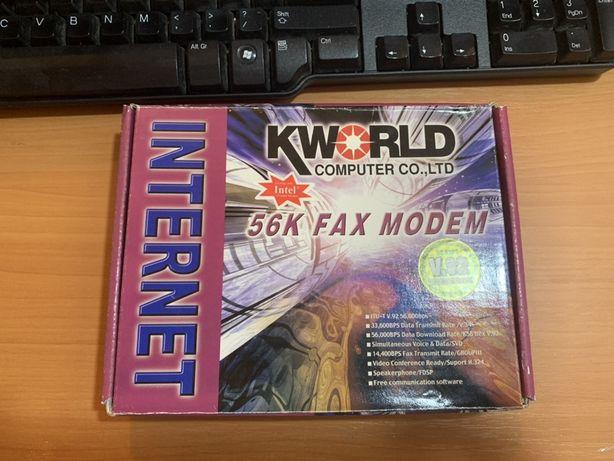Gratis, se doneaza FAX MODEM 56 K