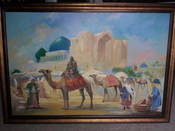 Туркестан хорошая картина