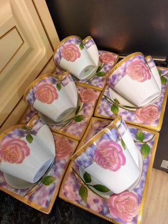 Фарфоровые Чайные Пары JAPAN