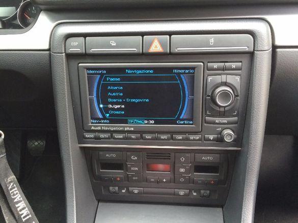 Диск за навигация AUDI версия 2020 год АУДИ навигационен диск Mmi 3g