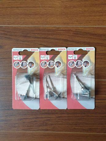 Bosch set 3 perii de sarma, tija 2.3mm