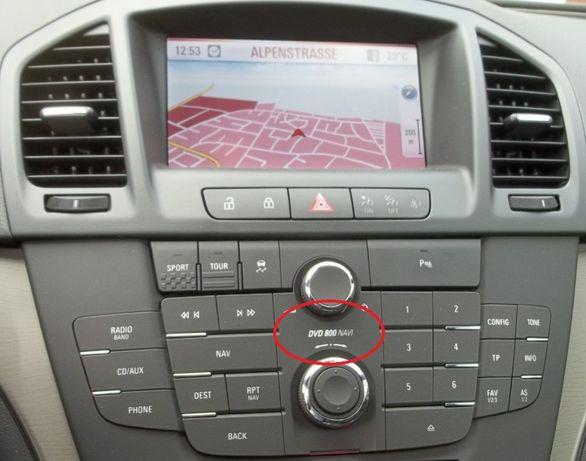 Harti navigatie 2019-2020 Opel CD500 DVD800 Insignia Astra J Meriva