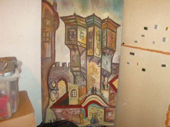 Картина на Стария град
