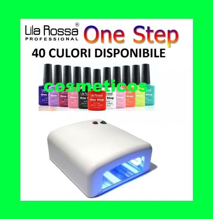 Kit oja semipermanenta 3 in 1 - uscare UV - fara topcoat/basecoat
