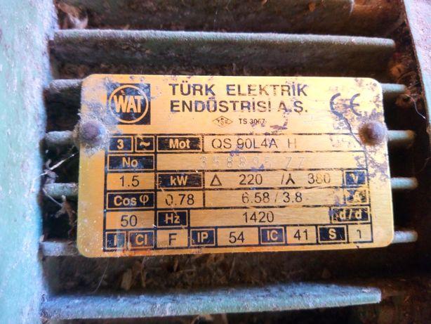 Motor electric trifazat