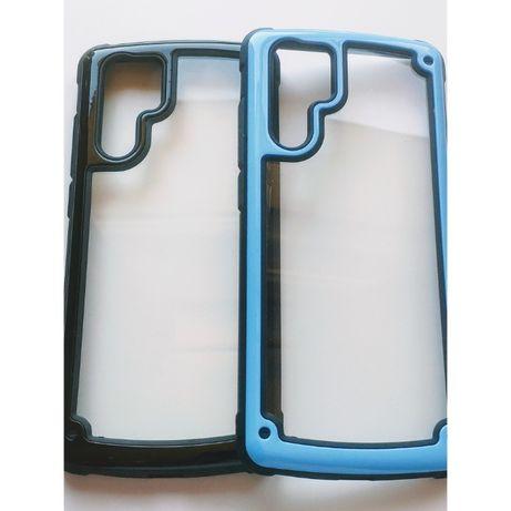 Ударо устойчив гръб Frame за Huawei P30 Pro, Huawei P30 Lite