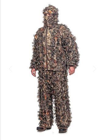 Costum vânătoare camuflaj Hillman Stealthtec 3D