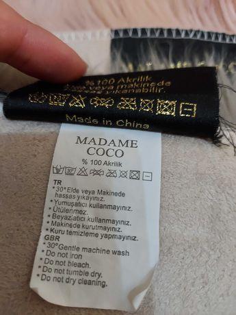 Пухеста постелка Madame Coco