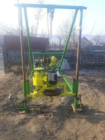 scula foraj generator 12 kw/380