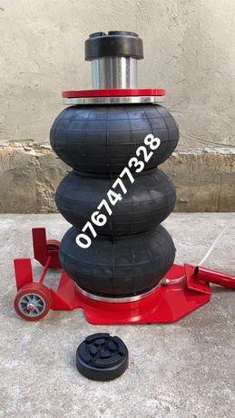 Cric pneumatic 3tone perna aer cu inaltator