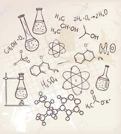 химия пәні бойынша көмек