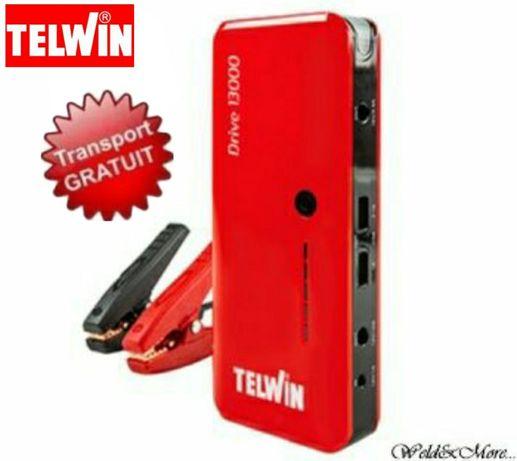 Dispozitiv pornire auto portabil Telwin DRIVE 13000