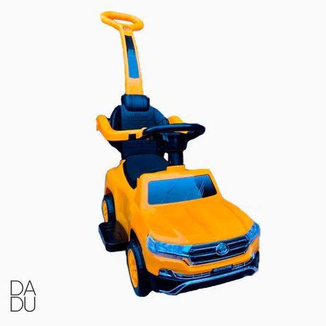 Детская машинка каталка- толокар Toyota Land Cruiser