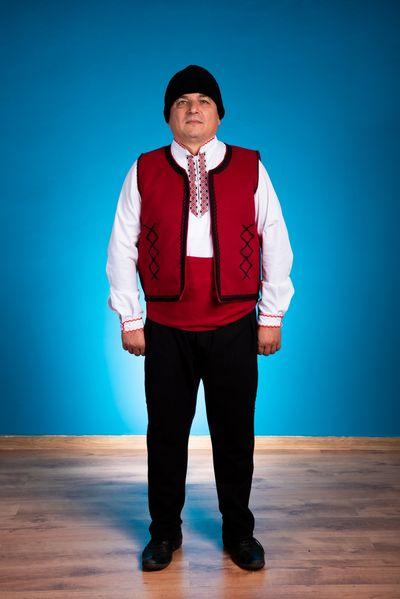 Тракийска мъжка носия - 125лева гр. Пазарджик - image 1