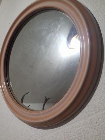 Oglinda in Rama de ipsos.