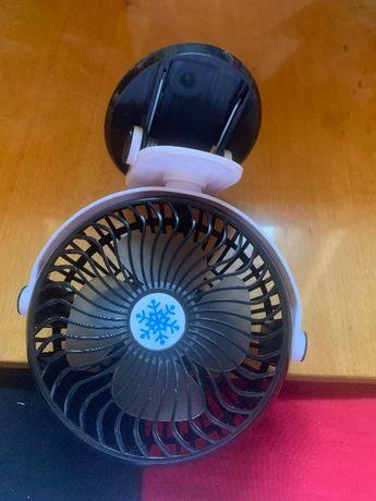 Ventilator pentru camera mașina fără fir