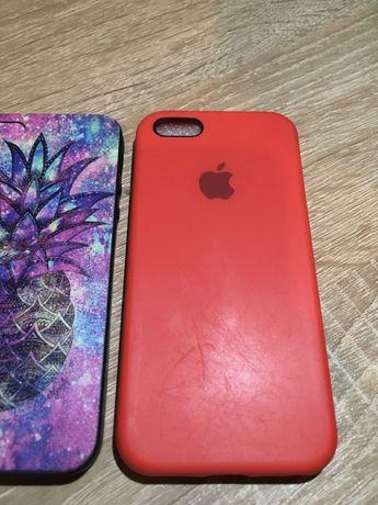 Чехлы Iphone SE - 5 - 5S