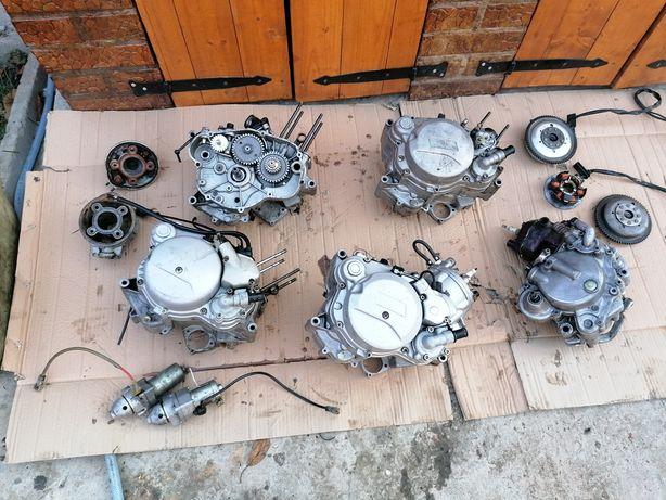 Motoare Minarelli AM6, AM5, AM3, Gilera