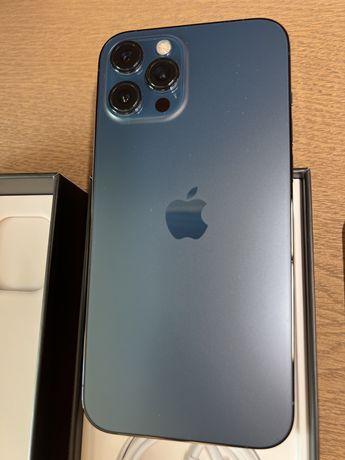 Iphone 12 Pro Max 256 blue 2sim