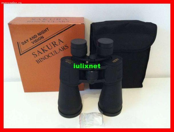 Binoclu sakura 60x90 cu lentile tratate antireflexie !!