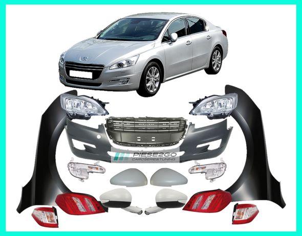 Bara fata far aripa grile capac oglinda stop capota Peugeot 508 2011-