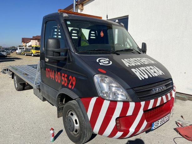 Tractari auto Autostrada a1 Sebes Sibiu