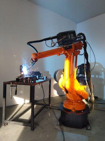 Роботизирано заваряване, заваряване с робот