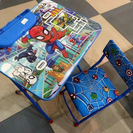 Комплект детски «С супергероями от Marvel» от 3 до 7 лет