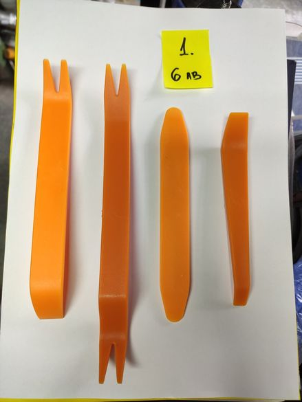 Инструменти за щипки,кори ,лайстни ,панели.