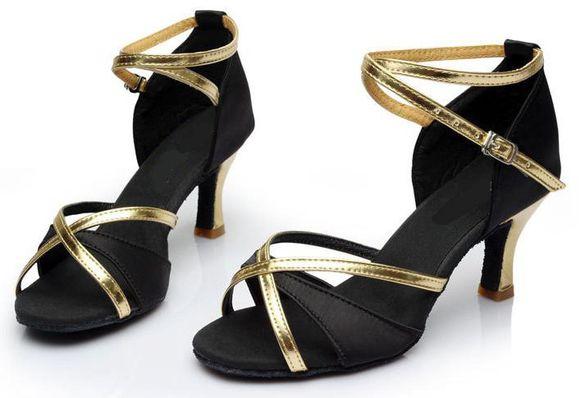 Обувки за танци-НОВИ-НАМАЛЕНИ-35,36,37,38,39,40,41-номера