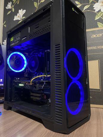 СРОЧНО!!!Игровой системный блок,Core I5 3470/Rx 580/SSD/компьютер/пк