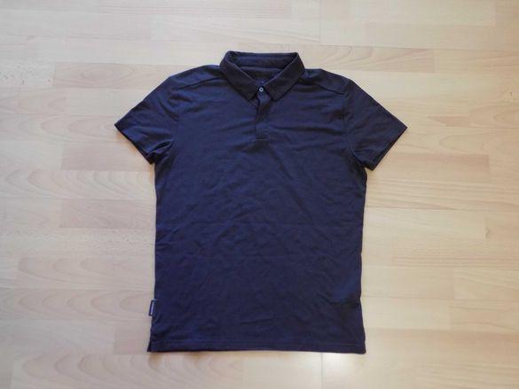 тениска mammut merino блуза планина туризъм дамска спорт оригинал М