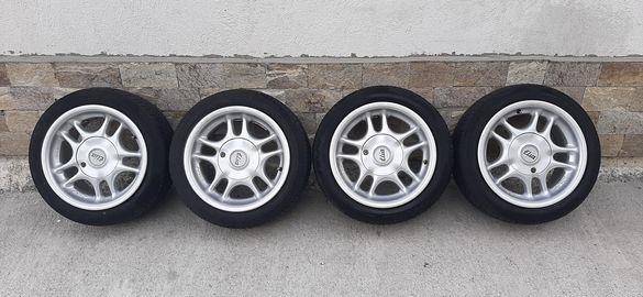 Джанти Azev 13цола , 4х100 , 7j , et23 , 175/50/13 Vw , Renault , Opel