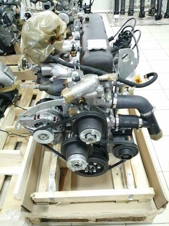 Двигатель ГАЗель УМЗ 4215-30. Карбюраторный. Сотка.