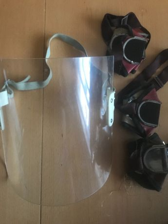 Маска и очила за оксижен