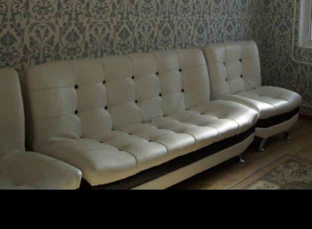 АКЦИЯ! Диван с креслами со склада, Шанхай, дешевый, новый, не бу