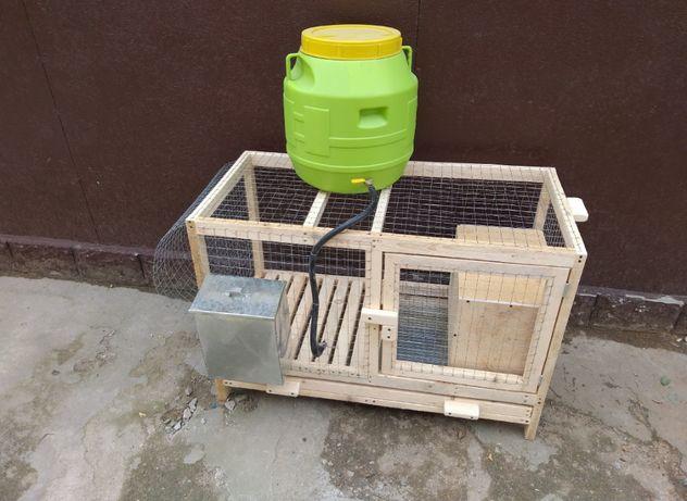 Клетка - маточник для кроликов и грызунов