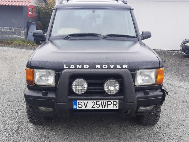 Piese Land Rover Discovery