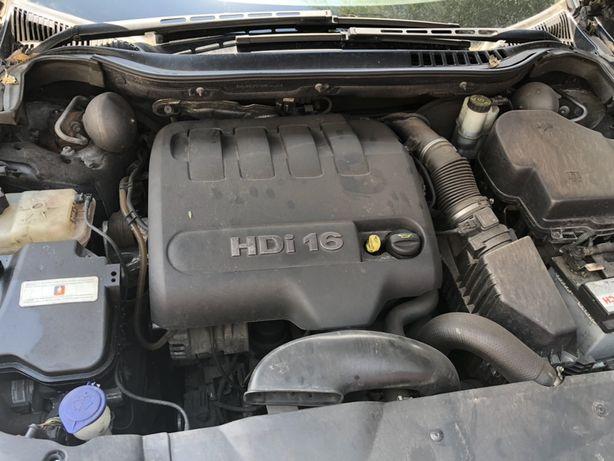 Injectoare Citroën C5 lll 2.0 hdi 163 cai euro 5