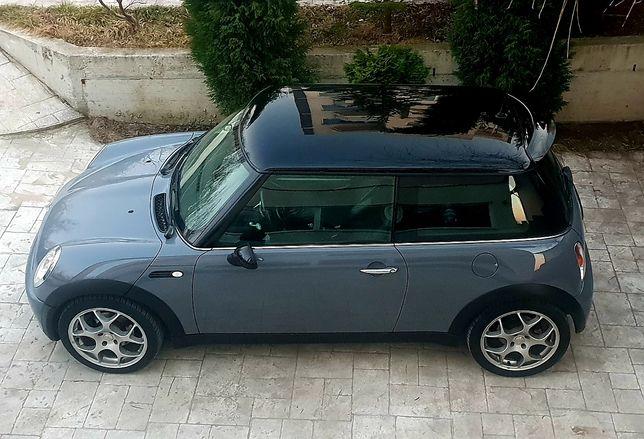 Schimb!!!Mini Cooper r50 kit JCW