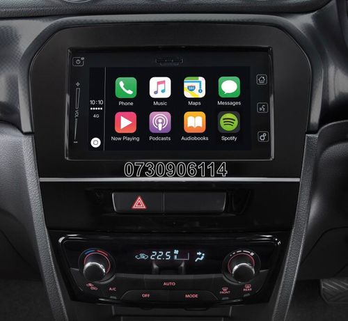 SUZUKI SLDA Harti SD Apple CarPlay Android Auto Harti 2019 Vitara etc
