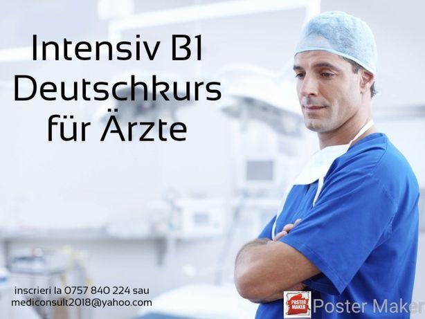 Curs medici/job medic