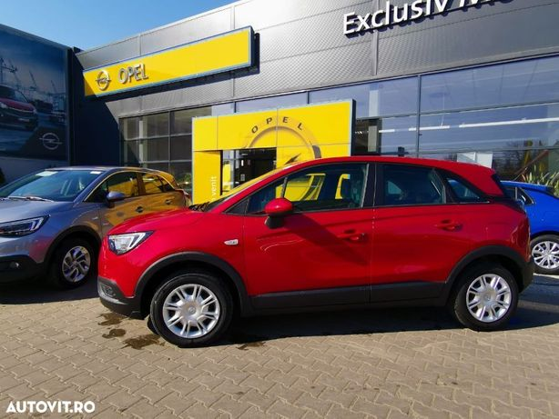 Opel Crossland X Opel Crossland X 5 uși Enjoy 1.2 130CP AT6