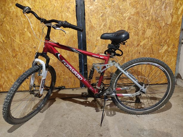 Велосипед спортивный 18 скоростей