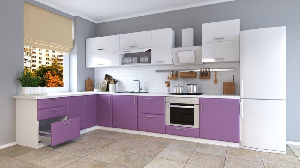 Новые проекты кухонного гарнитура на заказ!