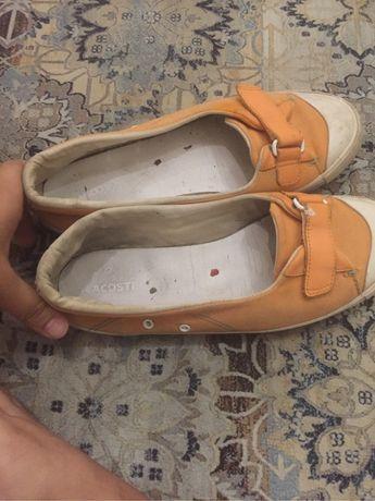 Обувь Lacoste и Malien